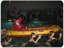 weihnachtschwimmen